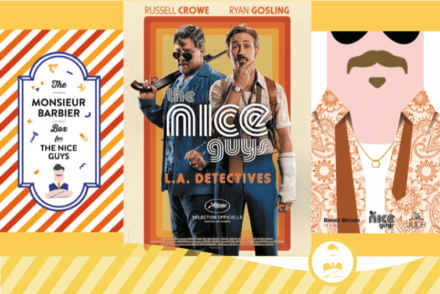 GOLDEN TICKET MAI 2016 THE NICE GUYS LE BUDDY MOVIE PARFAIT