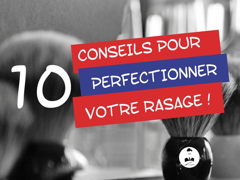 Voici une partie des secrets de Monsieur Barbier, pour un rasage parfait.