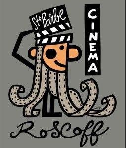 Cinema Sainte Barbe à Roscoff, proposé par Monsieur Barbier !