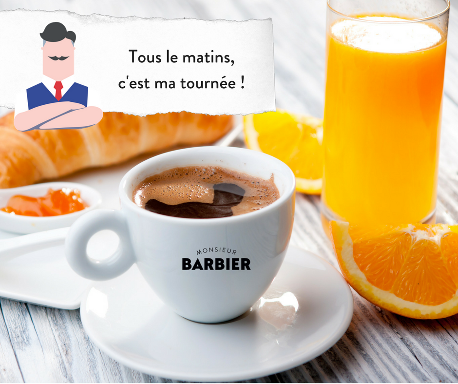 La lotion avant-rasage prepa-shave de Monsieur Barbier prépare le rasage des peaux sensibles.