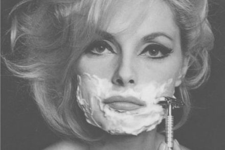 Couverture Esquire 1965 : Marilyn ou Lisi ?
