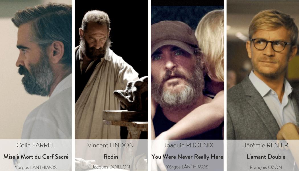 Sélection officielle des 4 barbes qui ont marqué le tapis rouge du Festival de Cannes