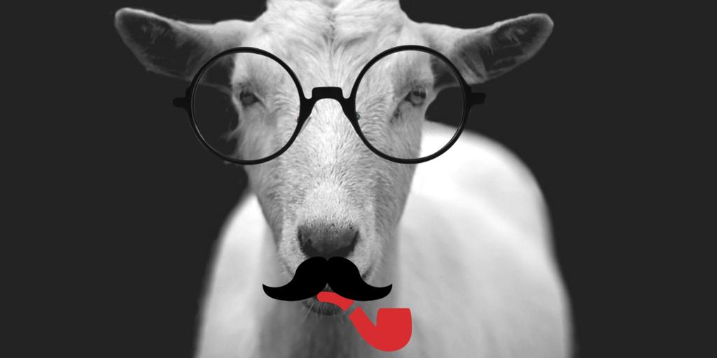 Une chèvre à barbe est-elle philosophe?