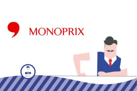 MONSIEUR BARBIER X MONOPRIX