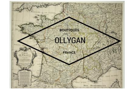 Boutiques ollygan en France. Partenaires de Monsieur Barbier