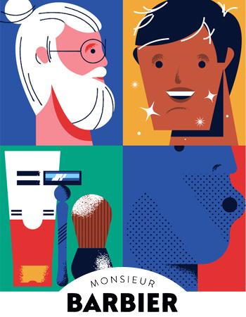 Comment se raser la barbe, la moustache et le crâne en prenant soin de sa peau, avec les meilleurs produits et même avec un blaireau !
