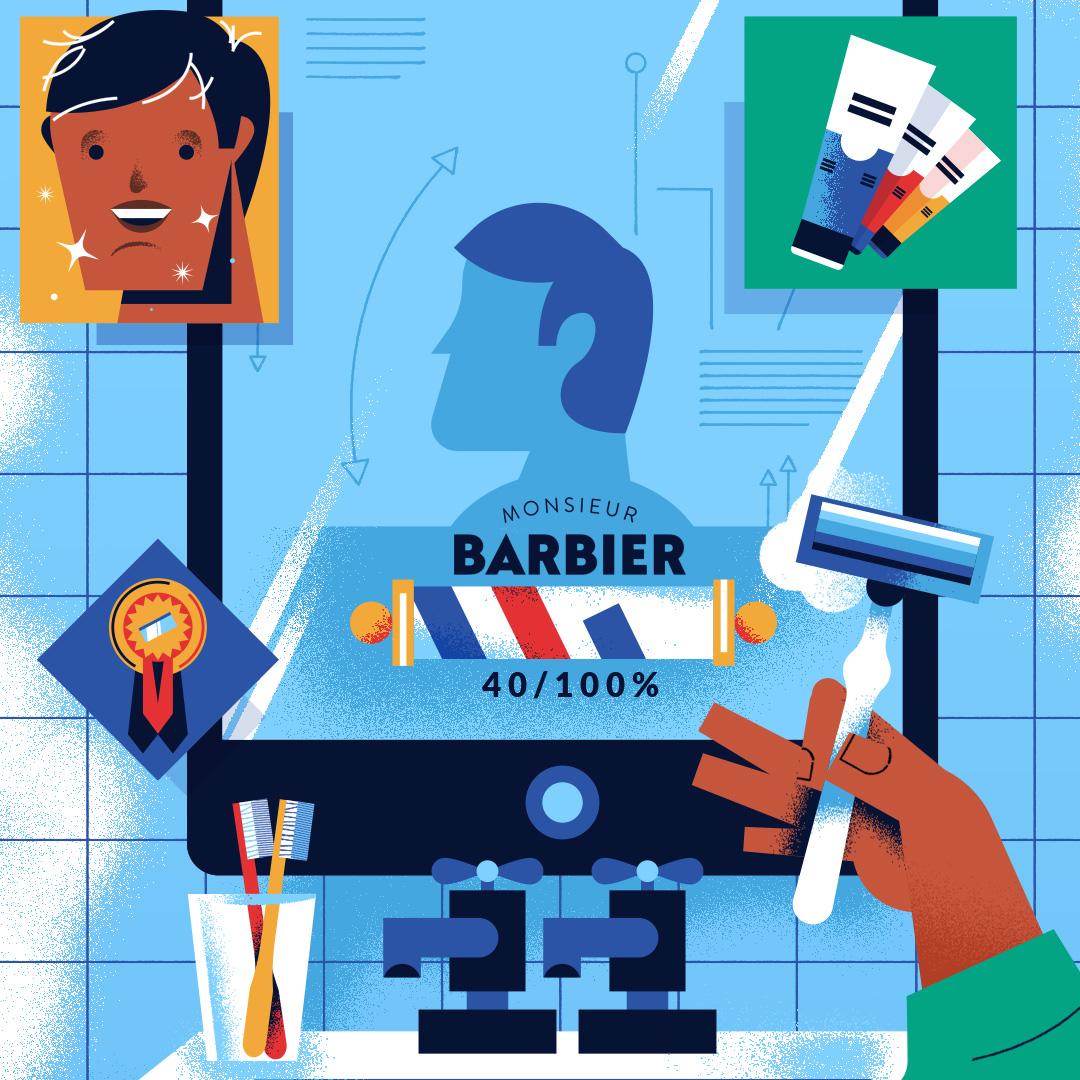 Conseils de rasage pour homme et cours de rasage à l'ancienne.