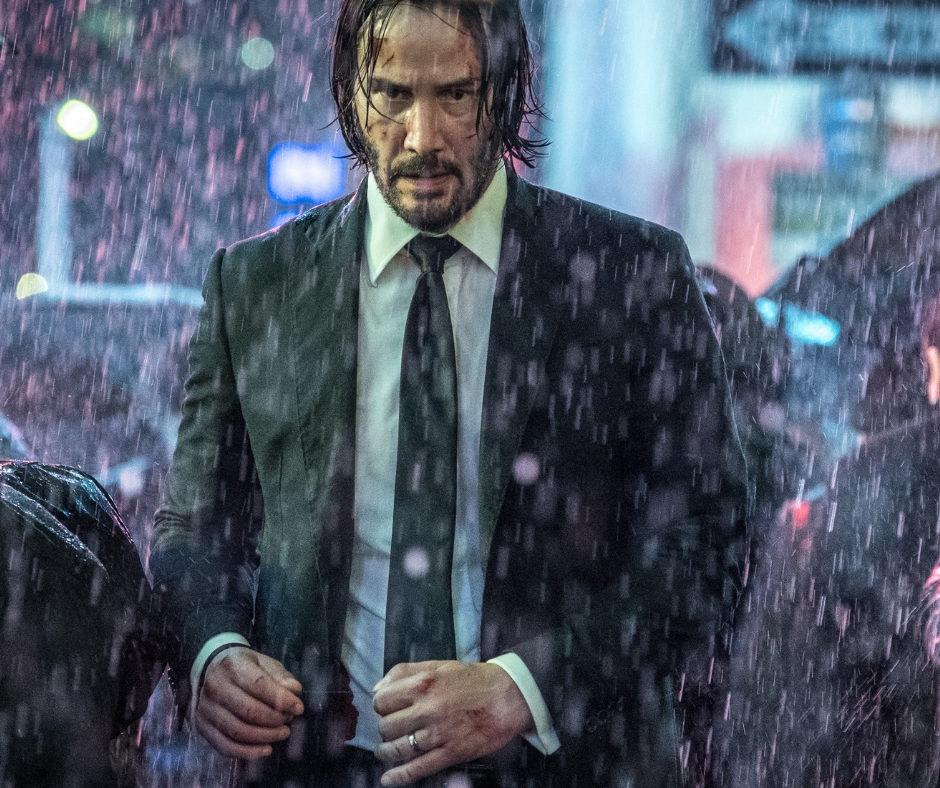 John Wick 3 Parabellum : nouveau film avec Keanu Reeves