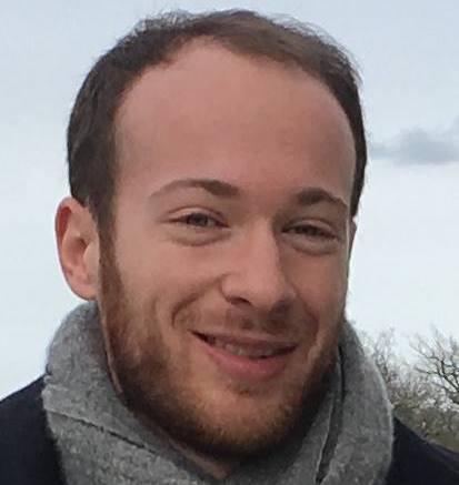Romain Borgnino, créateur de l'essuie-fraise