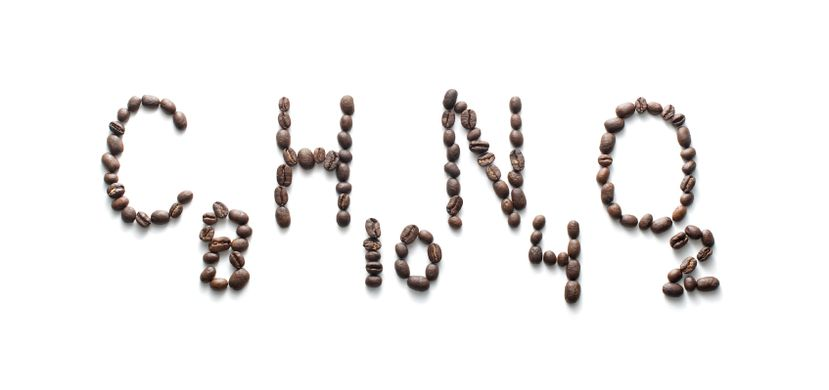 Caféine cosmétique propriétés antioxydant anti-âge anti UV